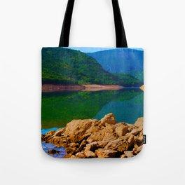 Autumn in Greece Tote Bag