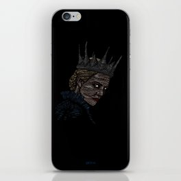 Ravenna • Evil Queen • Charlize Theron iPhone Skin