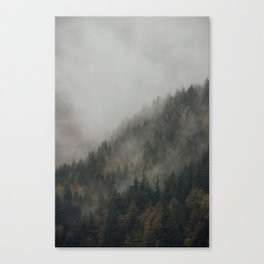 Take me home - Landscape Photography Canvas Print