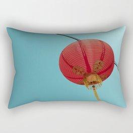 Chinese Lantern in Chinatown LA Rectangular Pillow