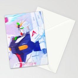 Nu Gundam Stationery Cards