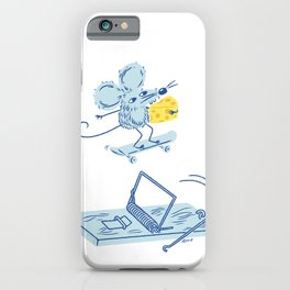 Get The Cheese iPhone Case
