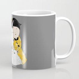 Capricia with Goats Coffee Mug