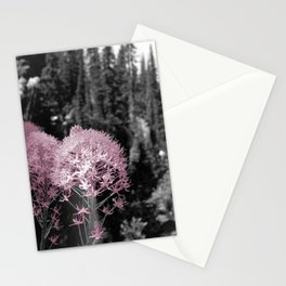 Flowers on the Mountain Stationery Cards