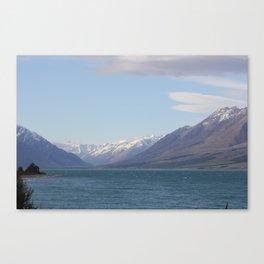 Ben Ohau Canvas Print