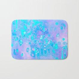 Pastel Amoeba 2 Bath Mat