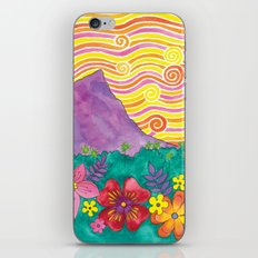 Diamond Head iPhone & iPod Skin