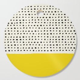 Sunshine x Dots Cutting Board