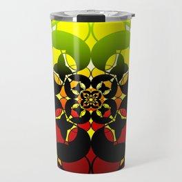 Butterfly Window Travel Mug