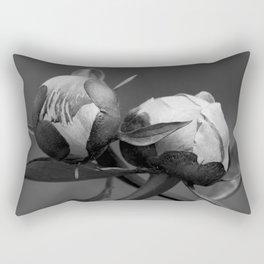 Unbloomed Flowers Rectangular Pillow