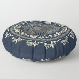Dong Son drum, Vietnam Floor Pillow