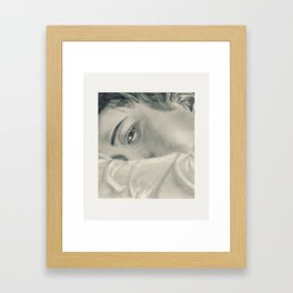 Sweet Dreams | Kai Framed Art Print