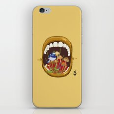 Untitled Mouth  iPhone & iPod Skin