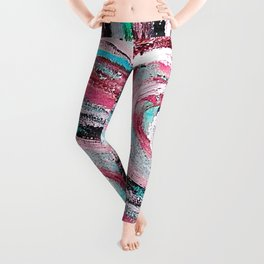 Spiral honeymoon Leggings