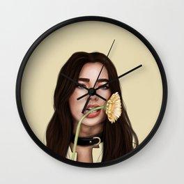 dua lipa   un Wall Clock