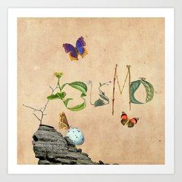 Abismo Art Print