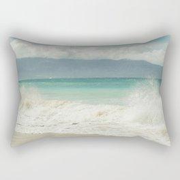 Kapukaulua - Purely Celestial Rectangular Pillow