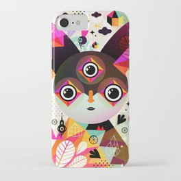 Melek iPhone Case