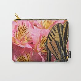 Astroemaria Butterfly Carry-All Pouch