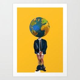 Jobless Art Print