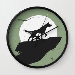 Canine Soul Wall Clock