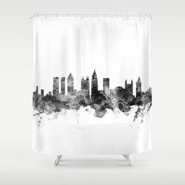 Atlanta Georgia Skyline Shower Curtain