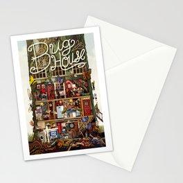 Bug House Stationery Cards