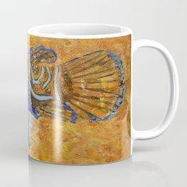 mandarin dragonet original Oil Painting Coffee Mug