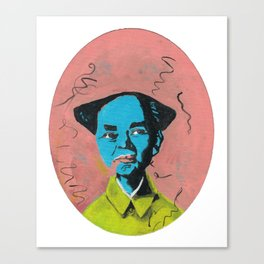 Mao Canvas Print