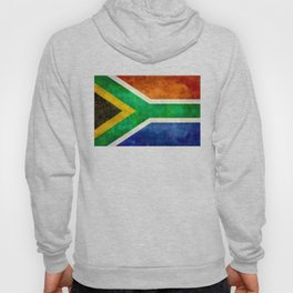 National flag of the Republic of South Africa Hoody