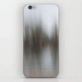 Movement in Nature V iPhone Skin