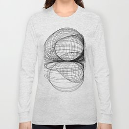 Controled Chaos Long Sleeve T-shirt