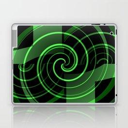 Mint & Licorice Fudge Laptop & iPad Skin
