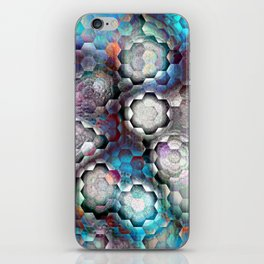 abstract bp iPhone Skin