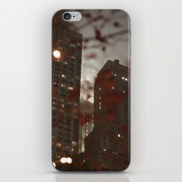 New York Manhattan iPhone Skin
