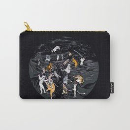 Meowlin Temple Carry-All Pouch