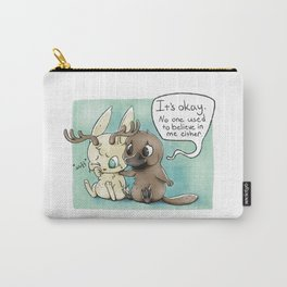Cryptid Support Group Carry-All Pouch