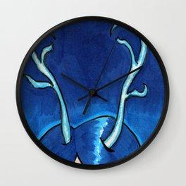 Fawn 6 Wall Clock