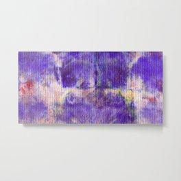 Abstract No. 236 Metal Print