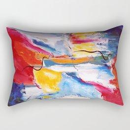 Come Down - Isaiah 64 Rectangular Pillow