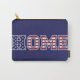 USA HOME, blue version Carry-All Pouch
