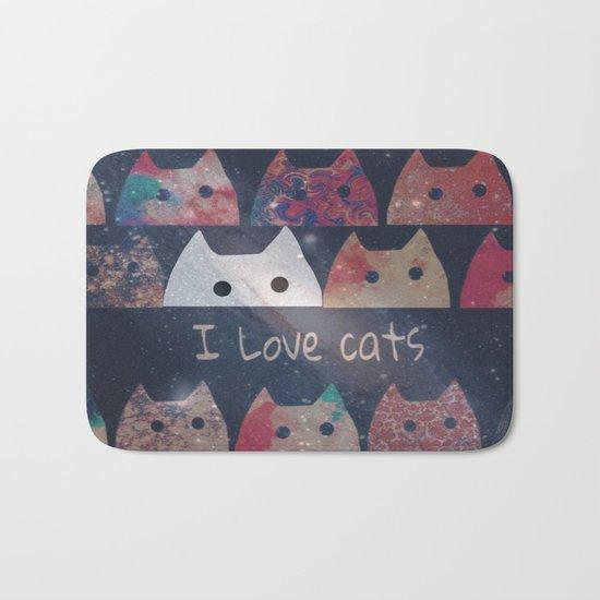 cat-127 Bath Mat