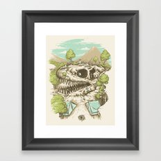 Unexpected Framed Art Print