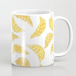 Dim sum pattern // Dumplings pattern // Asian food pattern // Dumpling decor Coffee Mug