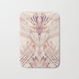 Abstract Anomaly II [Bruiser] Bath Mat