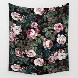 NIGHT FOREST XX Wall Tapestry