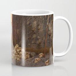 Skull Fantasy Landscape Coffee Mug
