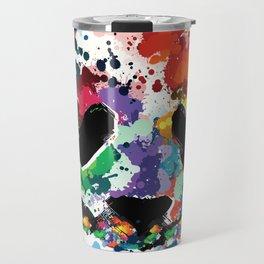 Splash panda Travel Mug