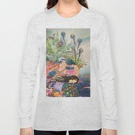 Journey Under the Sea by Maureen Donovan Long Sleeve T-shirt