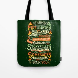 You are your you Tote Bag